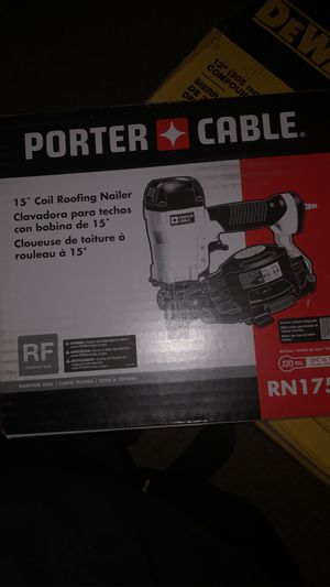 Porter Cable Roofing Nailer for Sale in Florissant, MO