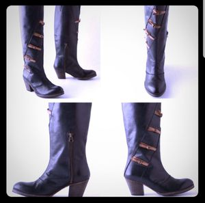ANTHROPOLOGY HOLDING HORSES INKWOOD RIDING BOOTS 36 for Sale in Atlanta, GA