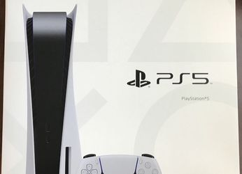 Sony PlayStation 5 Disc FCFS for Sale in Seattle,  WA