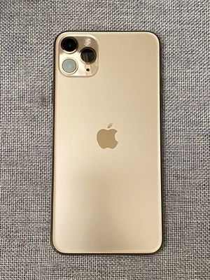 IPhone 11 Pro Max 64GB for Sale in Thornton, CO