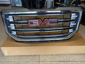 2016-2018 GMC Sierra Grille for Sale in Orlando, FL