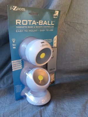 Rota Ball-Magnetic Base & Remote Controlled for Sale in Huntington Beach, CA
