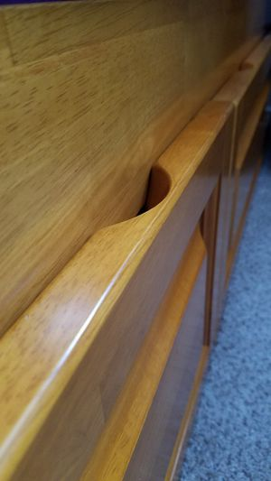 BunkBed Drawers set of 2 Solid Wood..Color: Caramel Latte. -Used.Great Condition- for Sale in Renton, WA