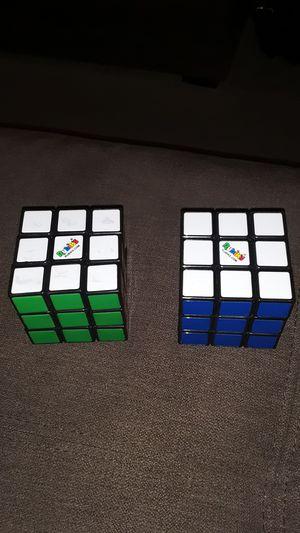 2 Rubik's Cube. for Sale in Santa Clara, CA