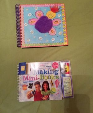 Scrapbook Album and Book Making Craft Kit for Sale in Silver Spring, PA
