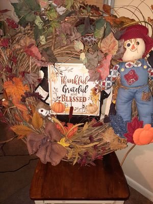 Hand made fall wreaths for Sale in OH, US
