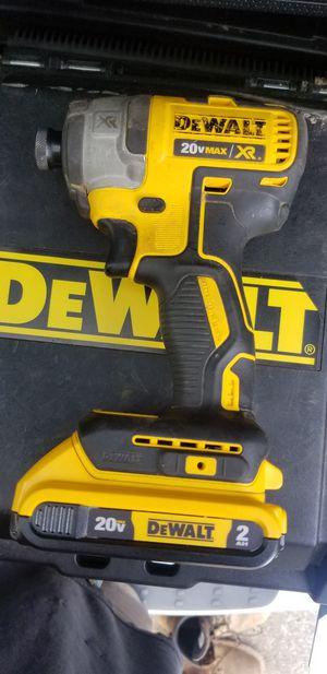Dewalt xr impact 3spd for Sale in Fayetteville, AR
