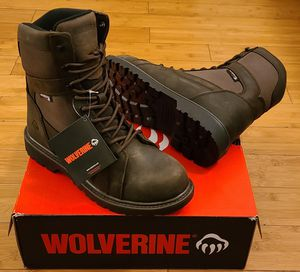 Wolverine Work Boots size 9.5,10,10.5 and 11 for Men. for Sale in Lynwood, CA