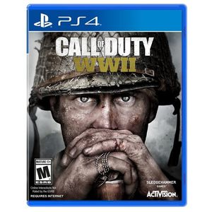 (PS4) COD:WWII and Wired headset for Sale in Arnold, MO