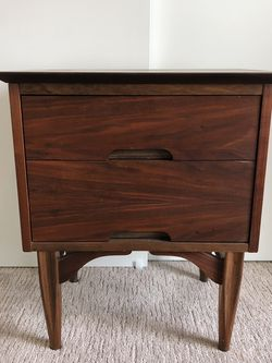 "Mid-Century ""Vega by Morris"" Nightstand for Sale in Portland,  OR"