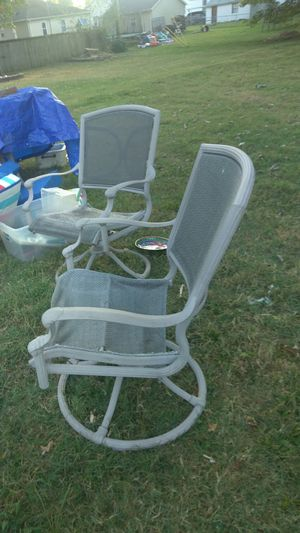 Free patio chairs, and more stuff for Sale in Evansville, IN