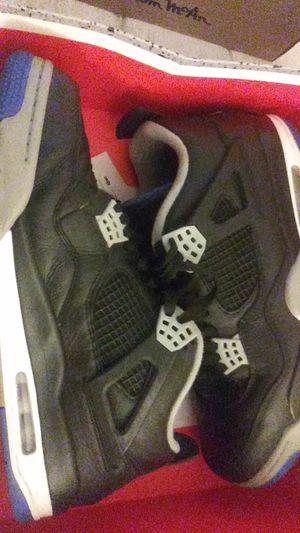 Jordan retro 4 size 12 for Sale in Somerville, MA