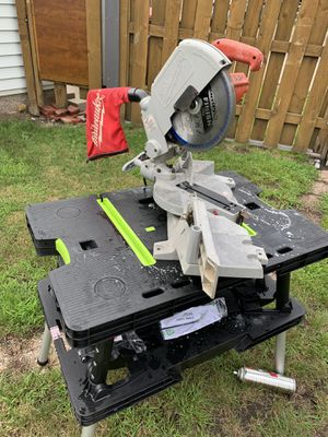 Milwaukee tablesaw for Sale in Baxter, MN