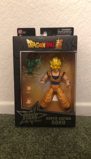 Bandai Dragon Ball Super Siyan Goku Super Dragon Stars Action Figure [Sealed] for Sale in Lakewood, CA