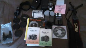 Canon EOS Items (Digital) for Sale in Austin, TX
