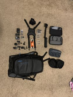 Gopro hero 6 kit for Sale in Chesapeake,  VA