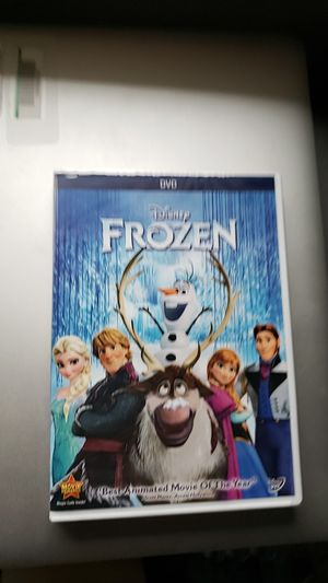 Frozen movie not opened new for Sale in Bothell, WA