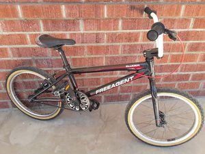 "20"" free agent aluminum frame race bike $300 for Sale in Riverside, CA"
