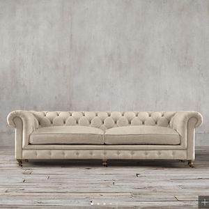 RH Kensington Linen Sofa for Sale in Kirkland, WA
