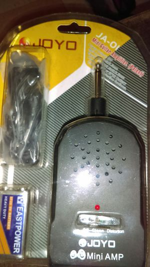Mini Guitar Amplifier Make offer for Sale in Goodyear, AZ