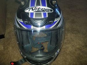 Nitro helmet for Sale in Sacramento, CA