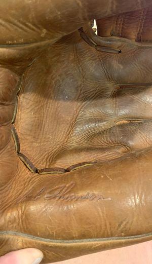 BasebAll glove 1956 for Sale in South Farmingdale, NY