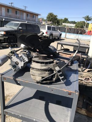 Parts for Chevy scalade alternator AC compressor and more for Sale in South Gate, CA