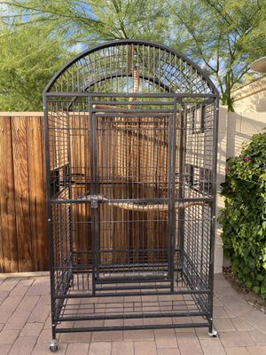Large Bird Cage for Sale in Gilbert, AZ