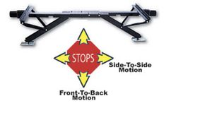 Ultra-Fab Products 39-941705 Trail Stabilizer Jack Stand for Sale in Ontario, CA
