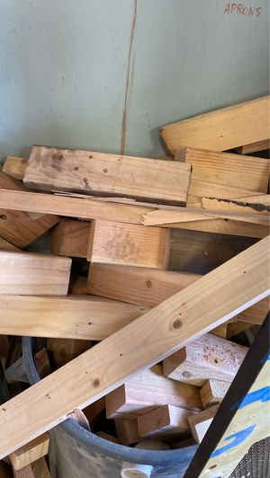 FREE WOOD!! for Sale in Edgewood, WA