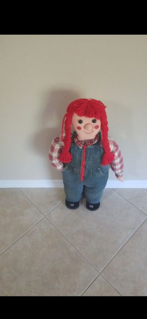 "30"" 90'S HANDMADE DOLL for Sale in Delray Beach, FL"