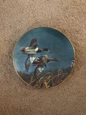 """Mallards"" collector plate 1990 for Sale in Woodbury, MN"