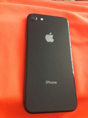 iPhone 8 - UNLOCKED - Black for Sale in Fresno, CA