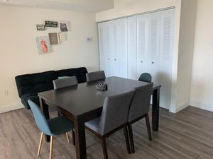Dining table and for Sale in North Miami Beach, FL