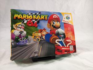 Mario Kart 64 CIB for N64 for Sale in Phoenix, AZ