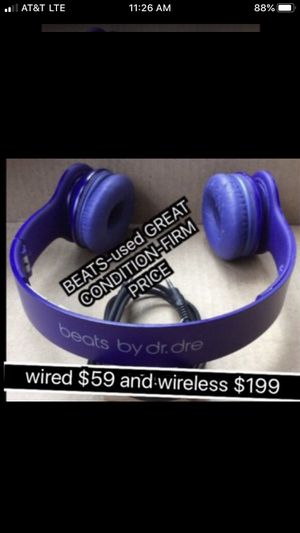 Beats firm price for Sale in Los Angeles, CA