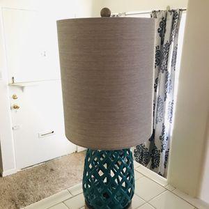 Blue Lamp for Sale in Manhattan Beach, CA