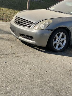 2005 Infiniti g35 parts for Sale in Antelope, CA