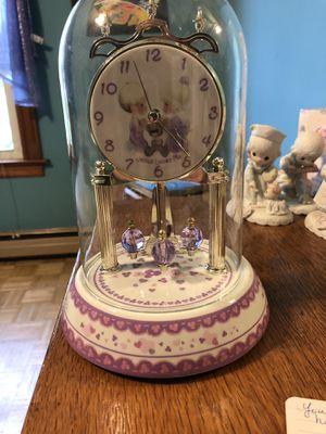 Precious moment clock for Sale in North Smithfield, RI