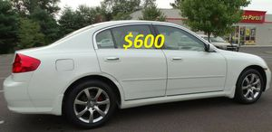 🎁💲6OO I'am selling URGENT!Super2005 Infiniti G35 🍁Runs and drives great.🎁 for Sale in Arlington, TX