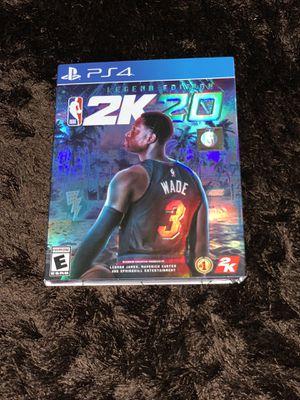Legend Edition 2K20 for Sale in Cerritos, CA