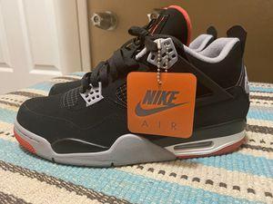 Jordan 4 Bred size 11 men for Sale in Hayward, CA