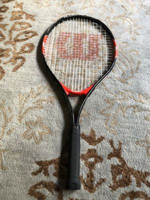 Lot of 4 Tennis rackets for adults and kids for the price of one for Sale in Sammamish, WA