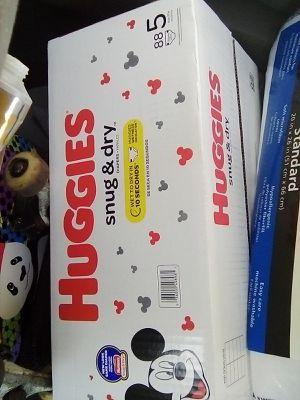 Huggies Snug N Dry Size 5 88 ct for Sale in Orange, CA