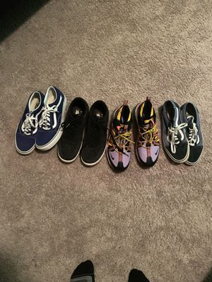 Shoe Bundle - all size 10.5 for Sale in Canton, GA