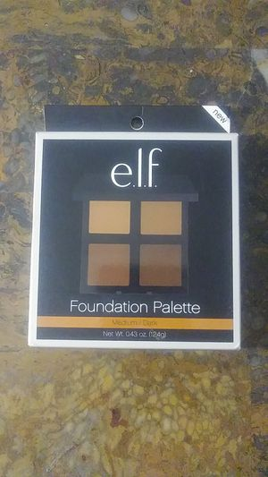Foundation Palette and HD Corrective Powder for Sale in Norfolk, VA