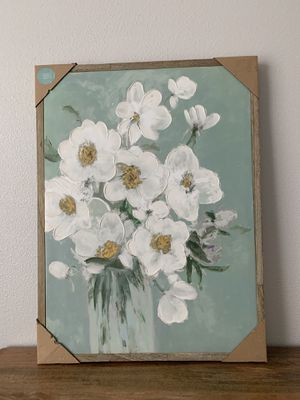 """Beautiful framed picture !!! ( new )24"""" x 32"""" for Sale in Vancouver, WA"""