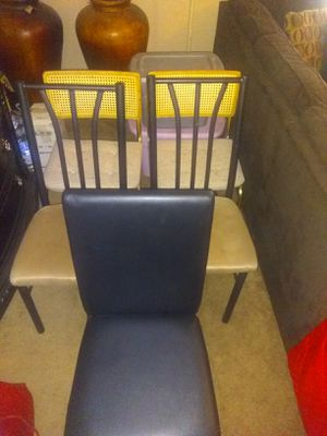 5 chairs for Sale in Pine Lake, GA