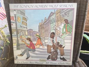 Howlin' Wolf Vinyl Record for Sale in Menifee, CA