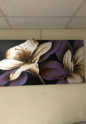 Flower painting for Sale in Dover, DE